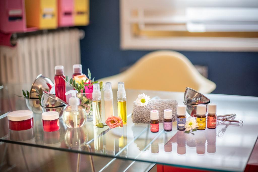 ateliers naturopathie huiles essentielles aromathérapie