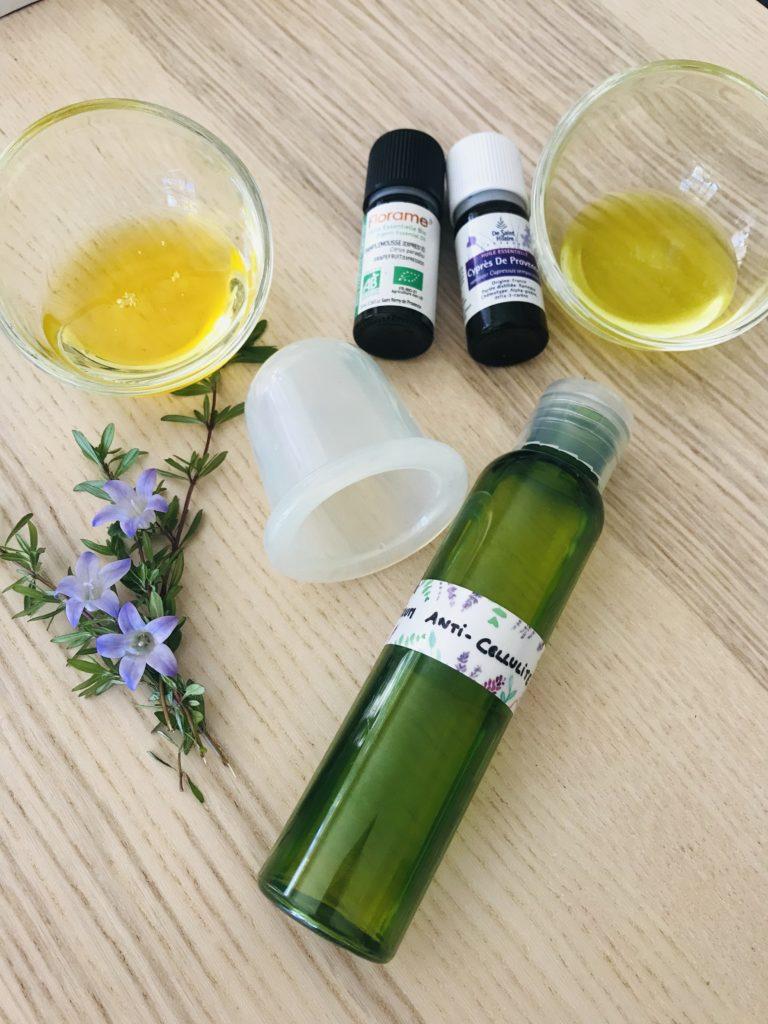 anti-cellulite cellulite huiles essentielles aromathérapie