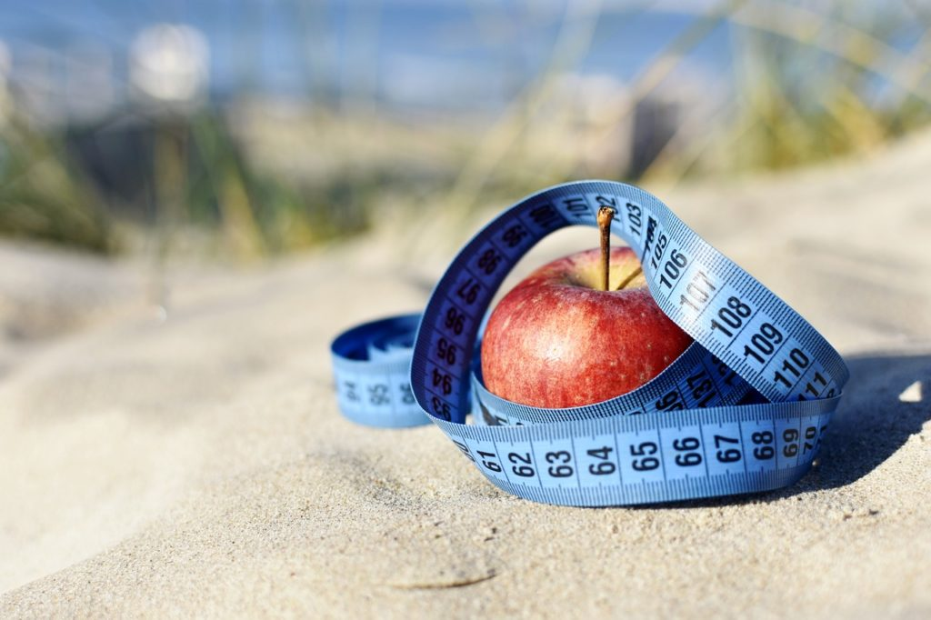 secret perte de poids mastication