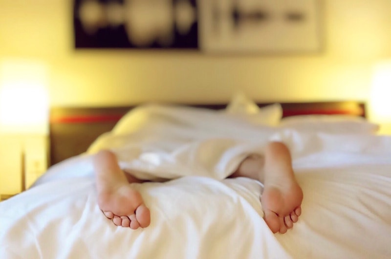 sommeil perte de poids perte de gras mincir en dormant