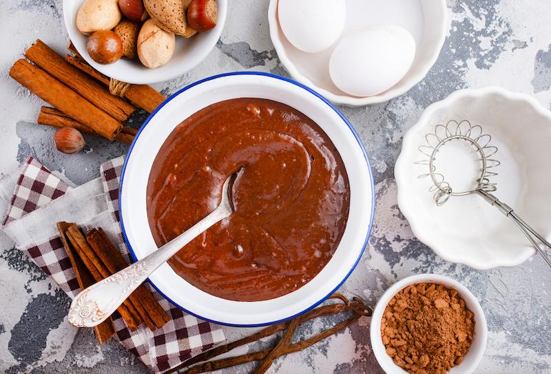 Crème minceur au chocolat