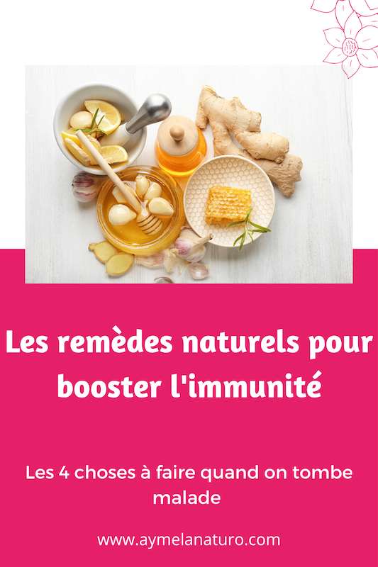 rhume grippe remèdes naturels immunité naturopathie