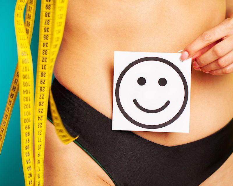 L'alimentation saine  pour perdre du ventre